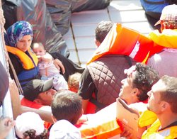 Größtes Flüchtlingsdesaster nach 2. Weltkrieg