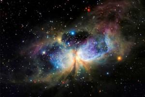 Das Mysterium des ganzen Universums
