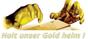 Deutsches Gold war über Jahrzehnte reine Buchforderung