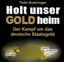 Bundesbank holte auch 2015 Gold nach Deutschland heim