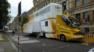 Achtung! RFID Chip Propaganda jetzt auf deutschen Straßen!