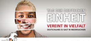 """3. Oktober ist jetzt """"Tag der Vielfalt"""" und nicht mehr """"Tag der Deutschen Einheit"""""""