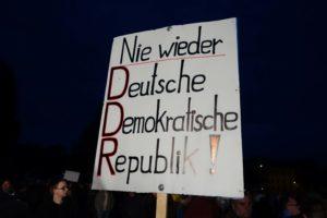 Der 9. November ist der Tag der Deutschen Einheit