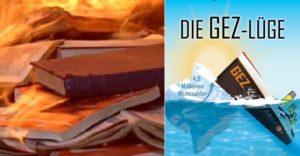 """Skandal um das Buch """"Die GEZ-Lüge"""""""