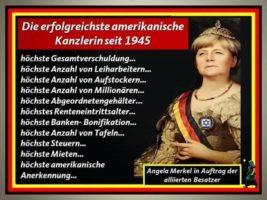 e-mail Merkel gegen Trump – Seit wann wackelt der Schwanz mit dem Hund?