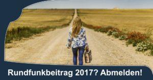 GEZ – Es reicht, jetzt klagt Heiko Schrang + Wichtige Antragsformulare