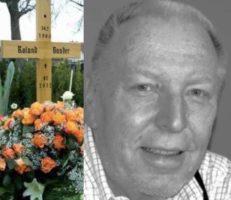 Vor fünf Jahren: Mit Roland Baader erlosch ein Freiheitsfanal