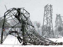 Ohne Strom geht´s in die Hölle