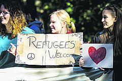 Was Flüchtlingshelfer antreibt