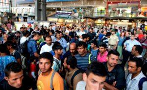 Sozialstaat und Masseneinwanderung passen nicht unter einen Hut