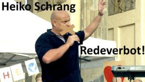 Heiko Schrang – Redeverbot bei GEZ-Boykott Demo am 29. April in Berlin