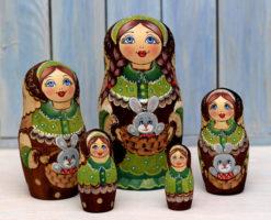 Das Geheimnis der russischen Puppen