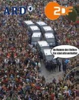 Wird das ARD-Studio gestürmt?