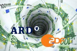 Milliardenloch: Panik bei ARD und ZDF