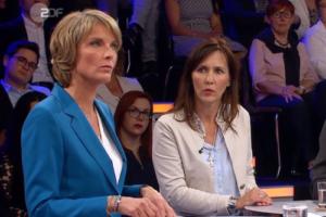 Skandalsendung: Gestern noch Talk-Gast im ZDF, heute bei Heiko Schrang