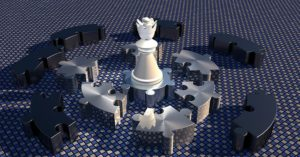 Des endlosen Puzzels Lösung
