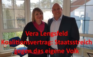 Vera Lengsfeld: Die große Enteignung der Deutschen durch den Koalitionsvertrag + Video