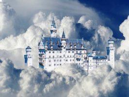 Wolkenkuckucksheim der Angela Merkel